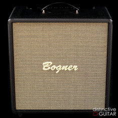 Bogner ATMA 18 Watt 1x12 Combo Amplifier Black