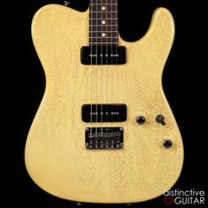 Tom Anderson Cobra Special Shorty TV Yellow