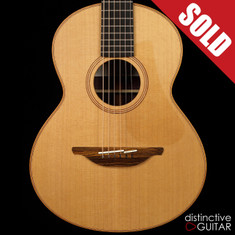 Lowden WL-25 Wee Lowden Cedar/Indian Rosewood