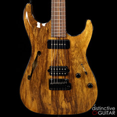 Suhr Standard Archtop Custom Black Limba Natural Gloss 28350