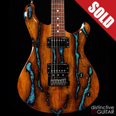 Knaggs Severn Tier 3 Trembuck Spalted Maple Lapis Stone