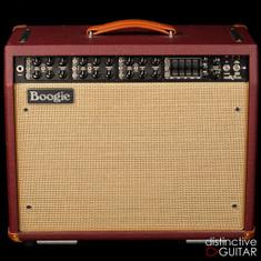 Mesa Boogie Mark V Combo 40th Anniversary British Cabernet