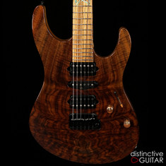 Suhr Modern Custom Distinctive Select #1 Claro Walnut Natural