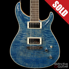 Roger Giffin Standard Ultra Light Hollow Blue Flame Top
