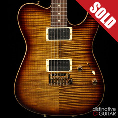 Tom Anderson Cobra Shorty T Light Tiger Eye Burst