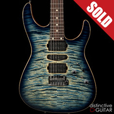 Tom Anderson Angel Arctic Blue Burst