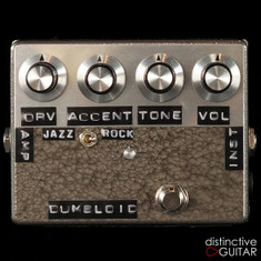 Shin's Music Dumbloid Special Overdrive Pedal Grey Hammer