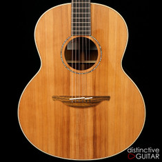 Lowden F-35 Co/RED Cocobolo/Redwood