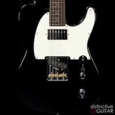 Suhr Classic T Antique Roasted Recovered Sinker Maple #11 Black