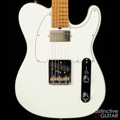 Suhr Classic T Antique Roasted Recovered Sinker Maple #2 Olympic White
