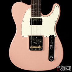 Suhr Classic T Antique Roasted Recovered Sinker Maple #20 Shell Pink