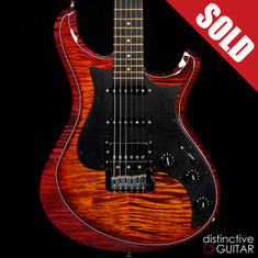 Knaggs Severn X Tier 2 Trembuck HSS Fire / Burgundy