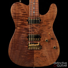 Suhr Classic T Custom NAMM Select Figured Walnut JS5L6U