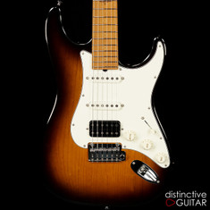 Suhr Classic Antique Roasted Recovered Sinker Maple #3 2 Tone Sunburst
