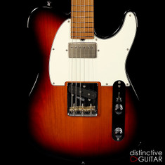 Suhr Classic T Antique Roasted Recovered Sinker Maple #4 3 Tone Sunburst