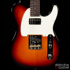 Suhr Classic T Antique Roasted Recovered Sinker Maple #14 3 Tone Sunburst