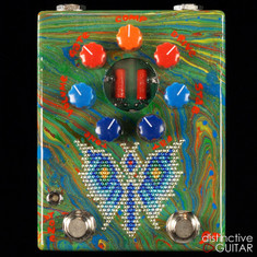 Zvex Fuzz Factory 7 Limited Custom Painted D034