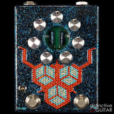 Zvex Fuzz Factory 7 Limited Custom Painted D045