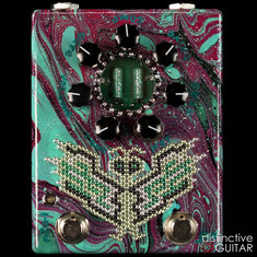 Zvex Fuzz Factory 7 Limited Custom Painted D048