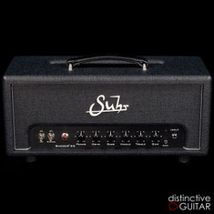 NEW Suhr Badger 35 Watt Amp Head Black / Silver