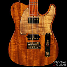 Suhr Custom Classic T Distinctive Select #8 Figured Koa Gloss