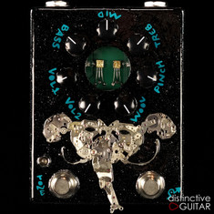 Zvex Woolly Mammoth 7 Fuzz NAMM Custom Painted WM7 A114