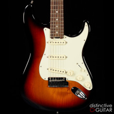 Fender USA Stratocaster Elite Sunburst