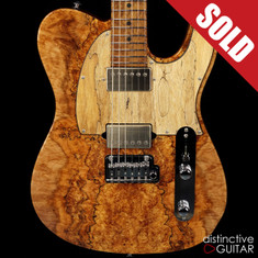 Suhr Modern T Custom NAMM Select Spalt Maple Natural Gloss JS5X5U