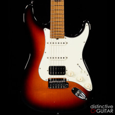 Suhr Classic Antique Roasted Recovered Sinker Maple #4 Sunburst
