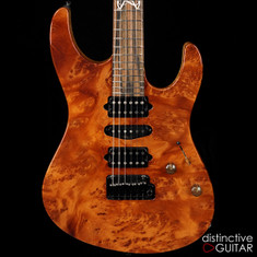 Suhr Custom Modern Distinctive Select #26 Redwood Burl