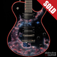 Knaggs Kenai SSC Steve Stevens Signature Red Galaxy