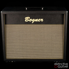 Bogner 2x12 Helios Closed Back Cabinet Black
