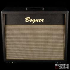 Bogner 2x12 Helios Closed Back Cabinet Black