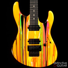 Suhr Modern 80s Shred Neon Drip Limited Run JST9C4X
