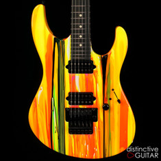 Suhr Modern 80s Shred Neon Drip Limited Run JST5Q9M