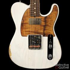 Suhr Classic T Antique Custom Trans White JS8D8Y