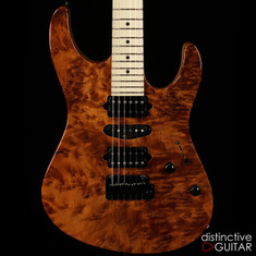 Suhr Custom Modern Burl Redwood Natural Gloss JS7N3P