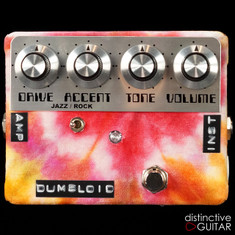 Shin's Music Dumbloid Overdrive Special Psychedelic Anniversary #20 Tie-Dye