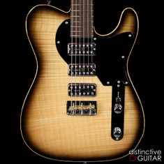 Suhr Classic T Custom Distinctive Select #28 Black Burst