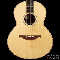 Lowden S-35 East Indian Rosewood / Bearclaw Sitka Spruce