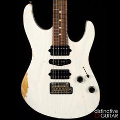 Suhr Modern Antique Guthrie Govan Signature Spec Trans White JS1W2U