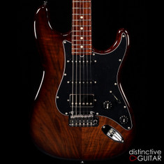 Suhr Classic Custom Figured Walnut Brown Burst JS4Q9V