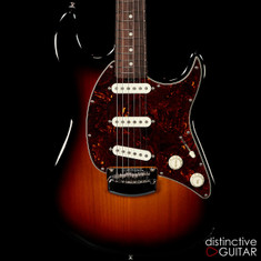 Ernie Ball Music Man Cutlass Vintage Sunburst