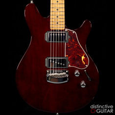 Ernie Ball Music Man Valentine Signature Maroon