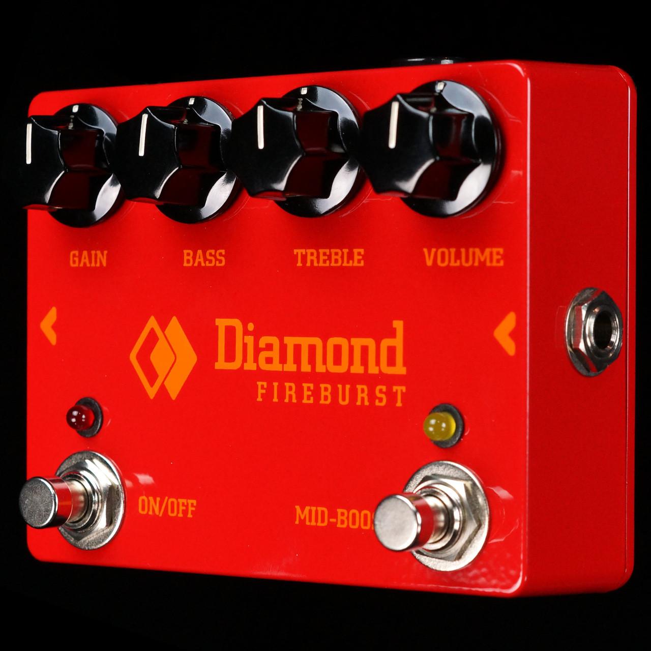 Diamond Fireburst Silicon Fuzz FBR1 3