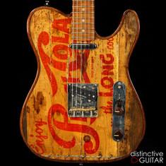 Walla Walla Maverick Pro Vintage Wood Rocka Cola