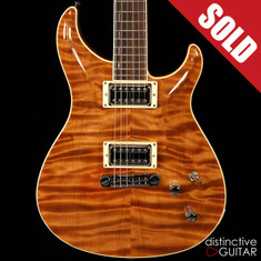 Roger Giffin Standard Curly Redwood Top