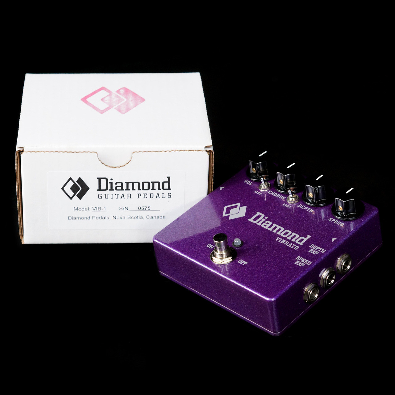 Diamond Analog Vibrato VIB1 6