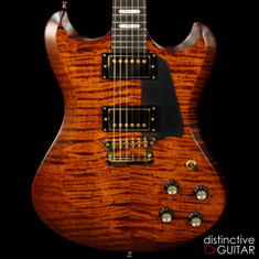 Knaggs Honga T2 Satin Aged Scotch