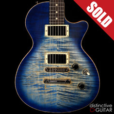 Tom Anderson Bobcat Blue Burst
